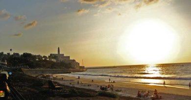 Weihnachten in Jaffa – der Altstadt von Tel Aviv