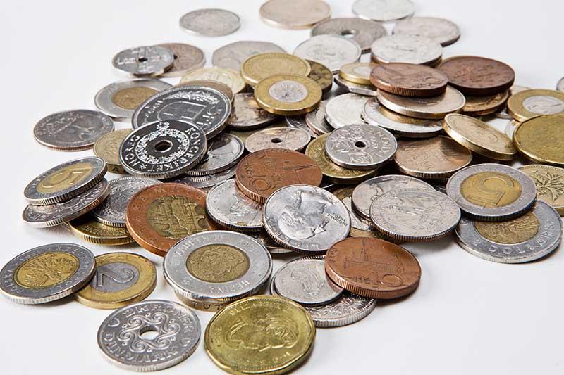 Wohin Mit Den Münzen Aus Meinem Urlaub Weltreisender Magazin