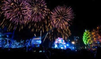 Happy New Year: Silvester in Thailand