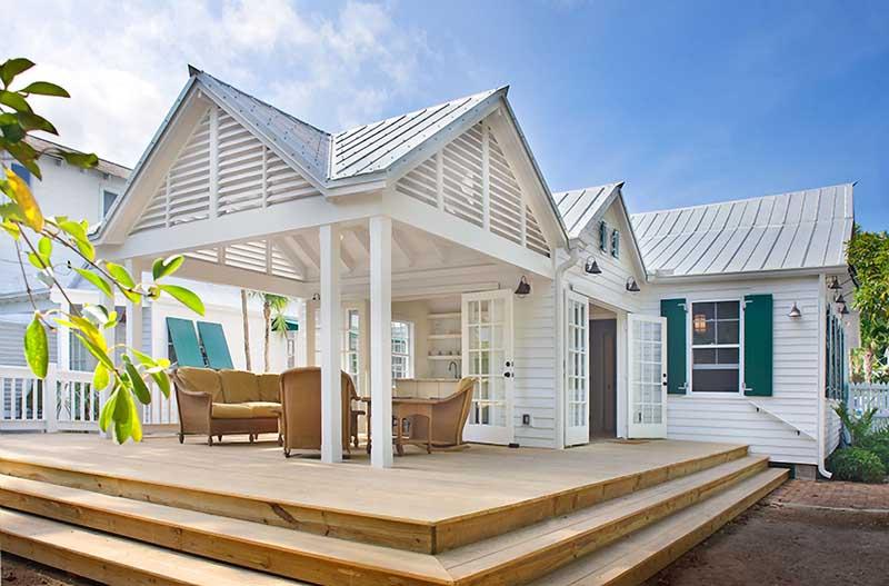 Und hier wohnt der Gewinner. Copyright: Studios of Key West