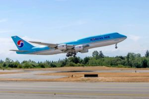 747-8I KAL / Foto: The Boeing Company