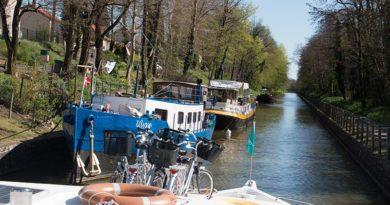 Frankreich: Im Burgund mit dem Hausboot unterwegs – ein Erfahrungsbericht