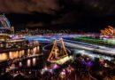 Australien: Vivid Sydney 2016 glänzte mit atemberaubenden Lichtinstallationen