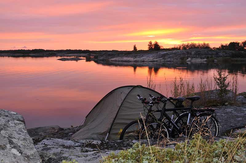 Finnland Fahrradreise. Foto: VisitFinland.com / Thorsten Brönner
