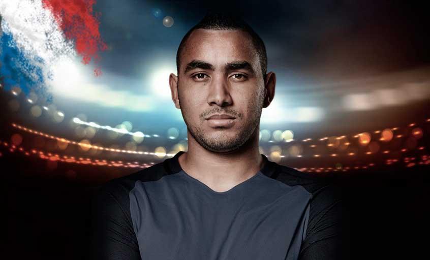 Der französische Nationalspieler und Torschütze Dimitri Payet ist neuer Ehrenbotschafter von La Réunion. © IRT