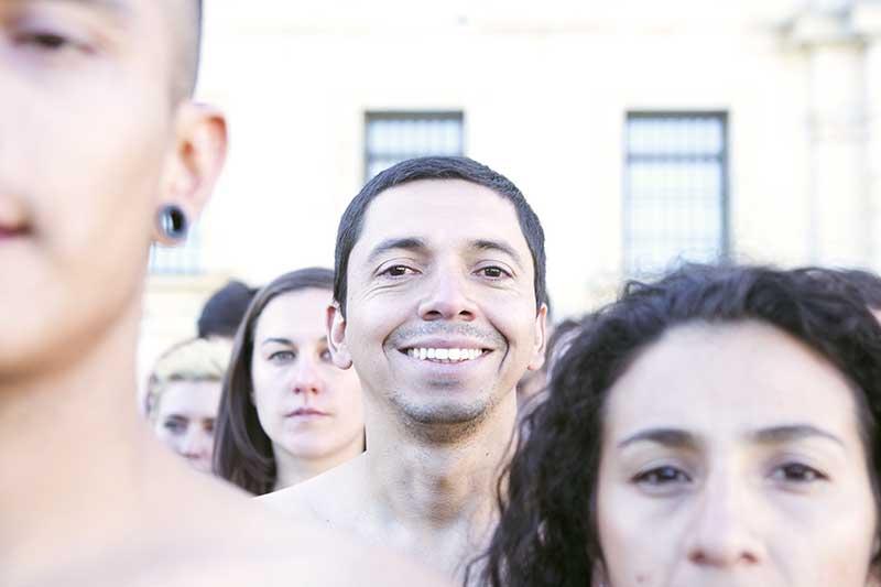 Pablo Emilio Moncayo. Foto: Johnnie Walker