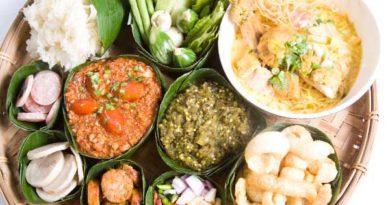 Einblicke in die thailändische Küche