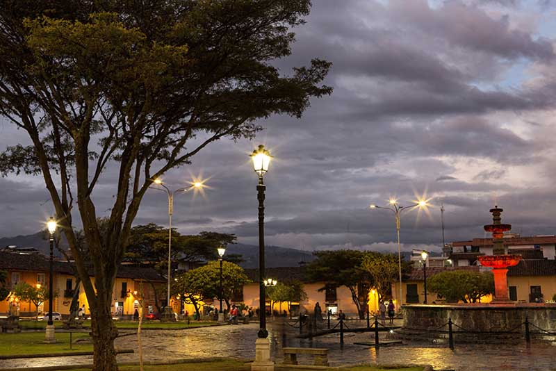 Cajamarca, die koloniale Perle. Foto: PROMPERÚ