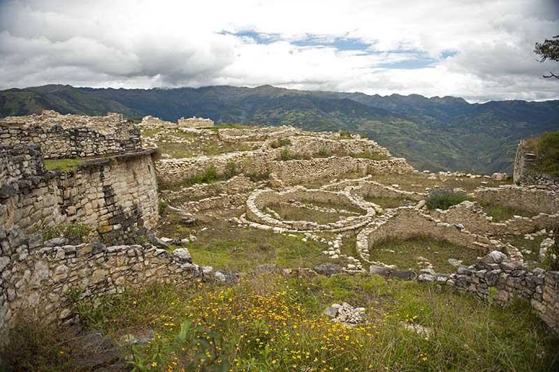 Kuélap, die Festung der Nebelkrieger. Foto: PROMPERÚ