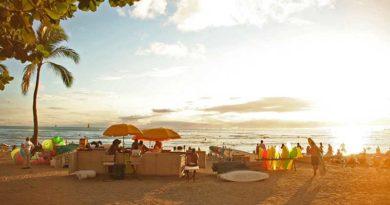 Hawaii mit Neuigkeiten