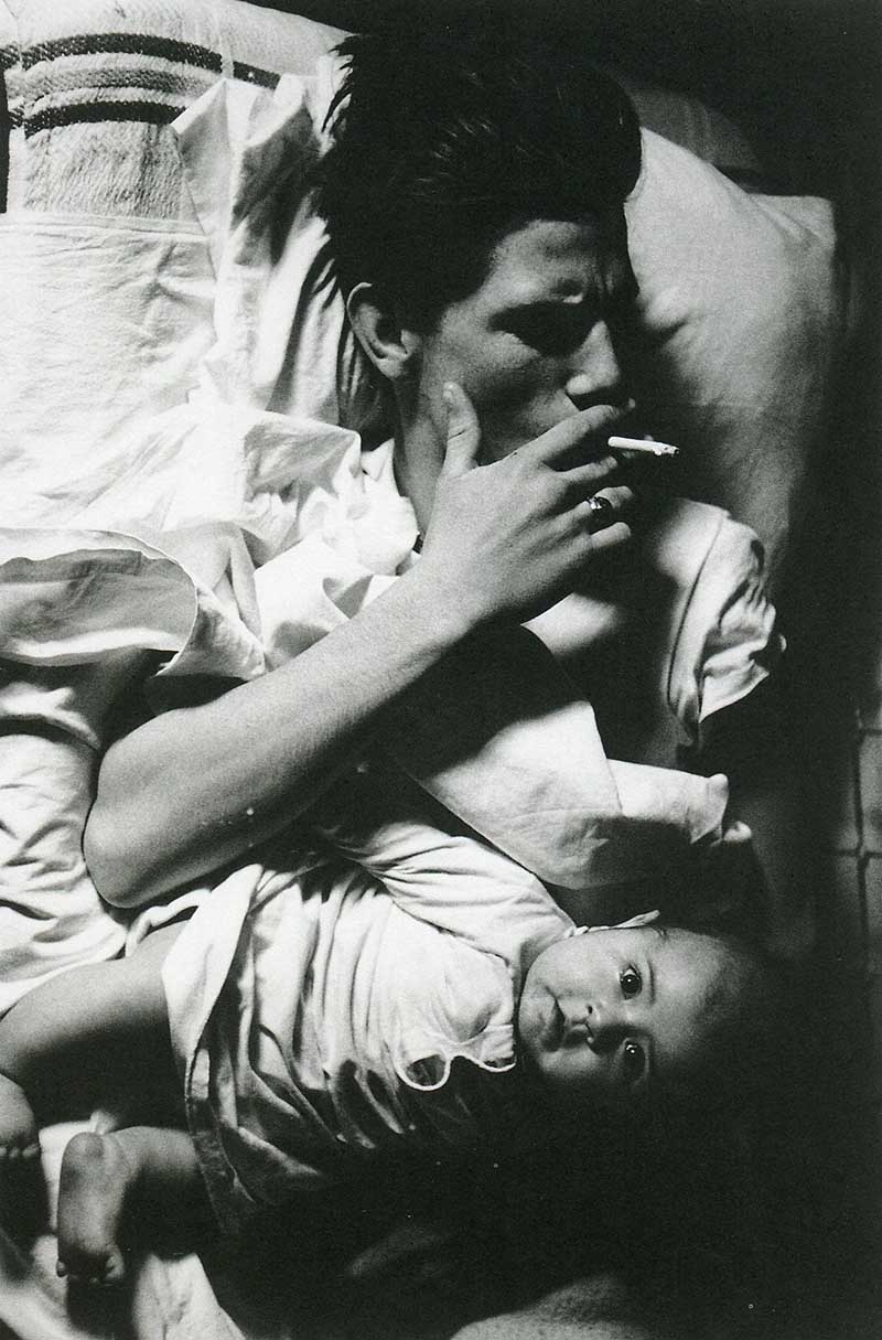Teenage Lust, 1981. Foto: Larry Clark, Luhring Augustine