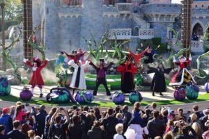 Die Disney-Bösewichte erobern im Oktober die Bühne. Bild: DLP