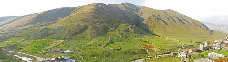 Die Dörfer der Gemeinde Ushguli sind Welterbestätten der UNESCO. Fot: pixabay.com / ElenaSa