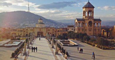 10 Gründe nach Georgien zu reisen