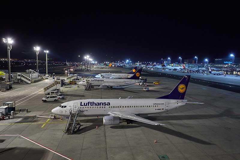 Die B737-Flotte der Lufthansa ist inzwischen ausgemustert. Foto: Lufthansa / Oliver Rösler