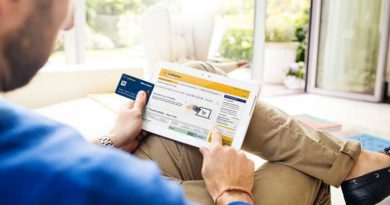 Lufthansa bietet eine Versicherung, einen Chatbot und Neuigkeiten bei Miles & More