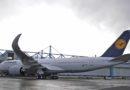 Lufthansa: Innovation und Tradition – erster Airbus A350-900 und 25 Jahre Kranichschutz