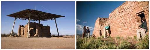 Casa Grande Ruins National Monument und Kinishba – Geschichte hautnah. Foto: Arizona Office of Tourism