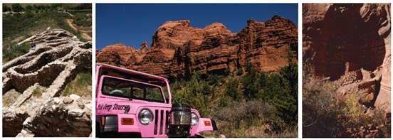 Tuzigoot National Monument – Das Erbe der Sinagua-Indianer. Foto: Arizona Office of Tourism