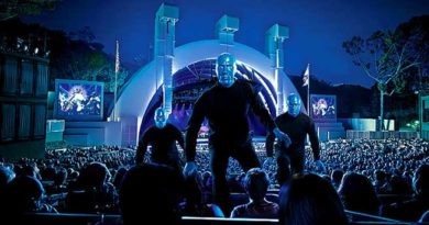 Show-Legende: Ein viertel Jahrhundert Blue Man Group