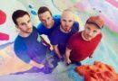 Coldplay geben Silvesterkonzert in der du Arena auf Yas Island in Abu Dhabi