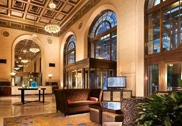 Courtyard by Marriott. Foto: Hotels.com