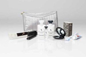 Business Class Amenity Kit für Damen. Foto: Emirates