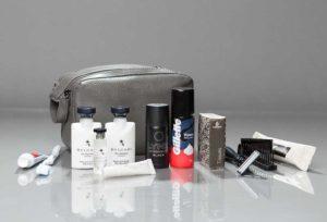 First Class Amenity Kit für Damen. Foto: Emirates