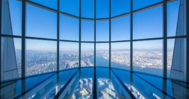 Lotte World Tower mit Superlativen: Im Himmel übernachten – Korea ist um eine Attraktion reicher