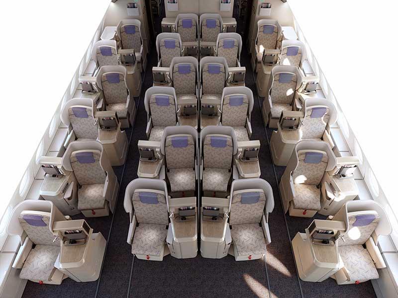Asiana Airlines Südkorea: Reisen im A380 von Frankfurt nach Seoul
