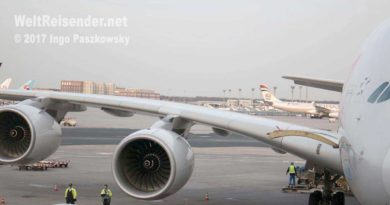Korea: Mit dem Asiana A380 von Frankfurt nach Seoul