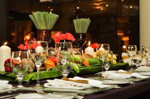 Chef's Table im Essque Zalu Zanzibar. Foto: Essque Zalu Zanzibar