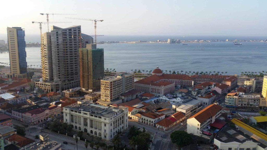 Luanda im Oktober 2016 / Foto: pixabay / bmadeira