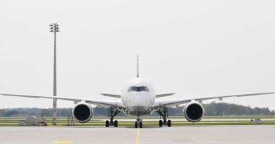 Bereit für den Start nach Hongkong: Lufthansa A350. Foto: Lufthansa / Alex Tino Friedel - ATF Pictures