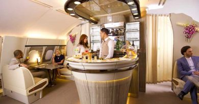Emirates: Sitzplatzangebot und Service in den Fliegern von Deutschland nach Dubai