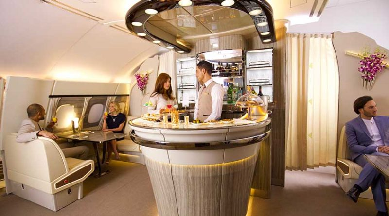 Emirates: Das Sitzplatzangebot und der Service der Emirates-Maschinen von Deutschland nach Dubai