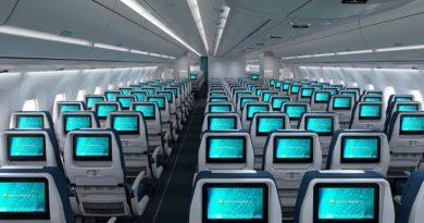 Thai Airways mit dem ersten Airbus A350-900 mit Probierpreis