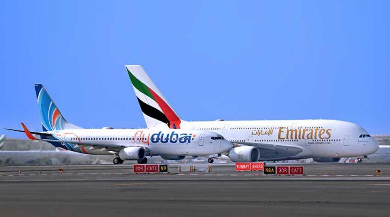 Emirates und flydubai geben erste Codeshare-Routen bekannt