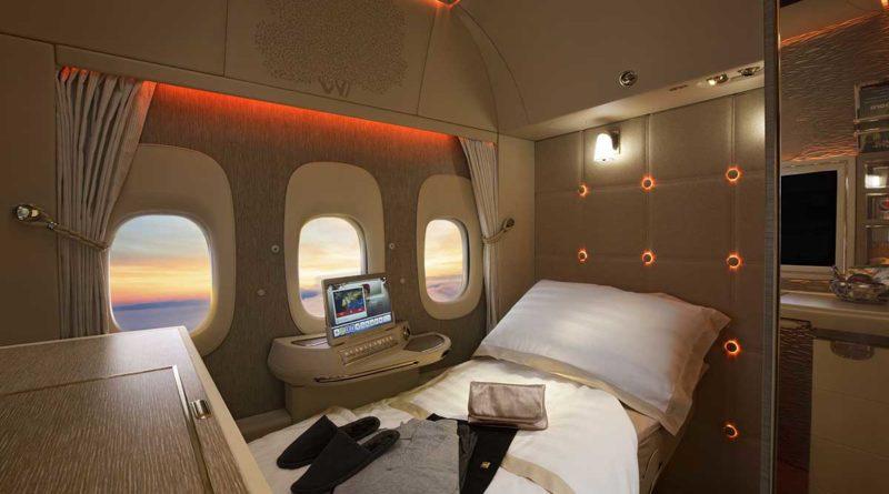 Emirates mit neuer Kabine in der Boeing 777-Flotte