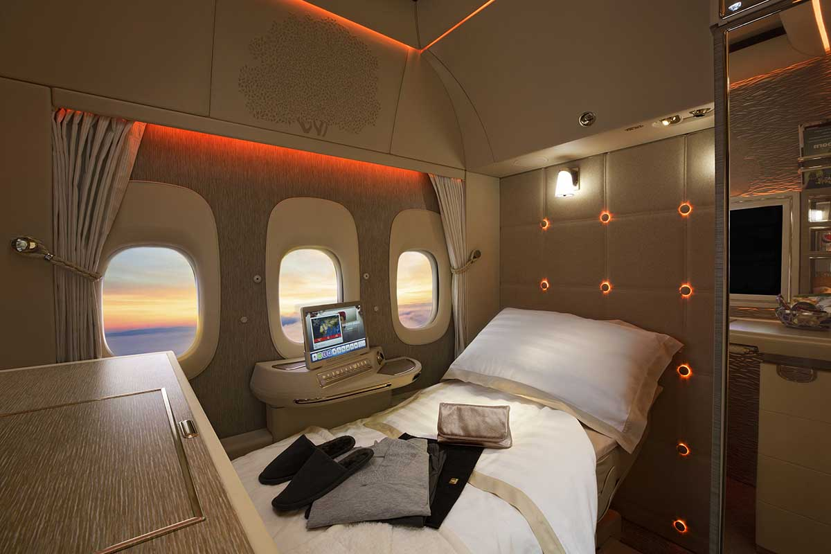 Virtuelle Rundgange In Emirates A380 Und Boeing 777 300er