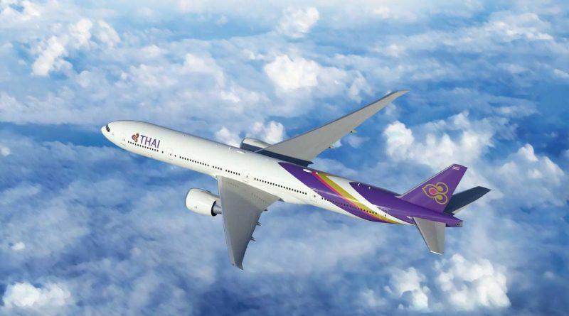 Thai Airways ersetzt den täglichen A350-900 durch eine B777-300ER