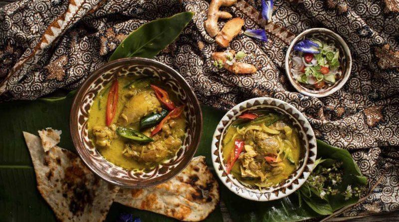 Thailands Spitzenküche greift nach den Sternen