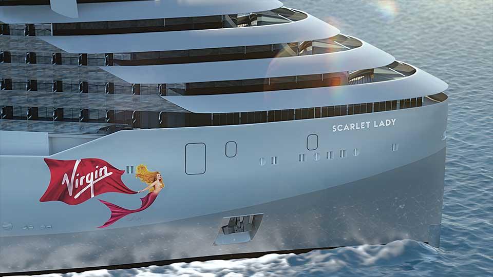 Virgin Voyages – die neue Reederei sucht zum ersten Mal Personal. Foto: Cruise Jobs & Hotel Career Lounge / Virgin Voyages