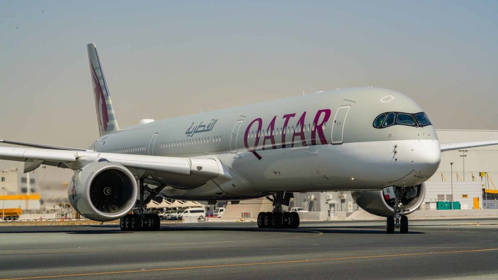 Qatar Airways übernimmt drei weitere Airbus A350-1000 / Foto: Qatar Airways