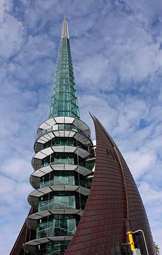 Glockenturm in Perth. Foto: pixabay / Barni1
