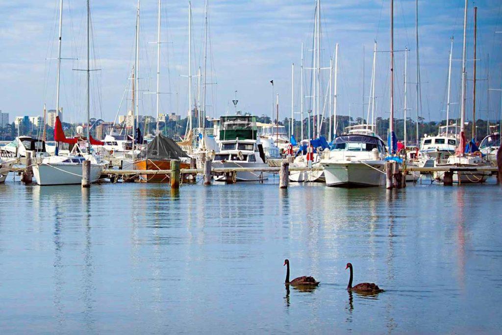 Maltida Bay in Perth in Western Australia. Foto: pixabay / yc0407206360