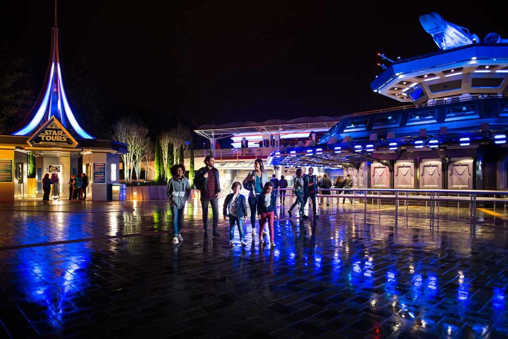 Disneyland Paris: Spaceport. Foto: Disneyland Paris
