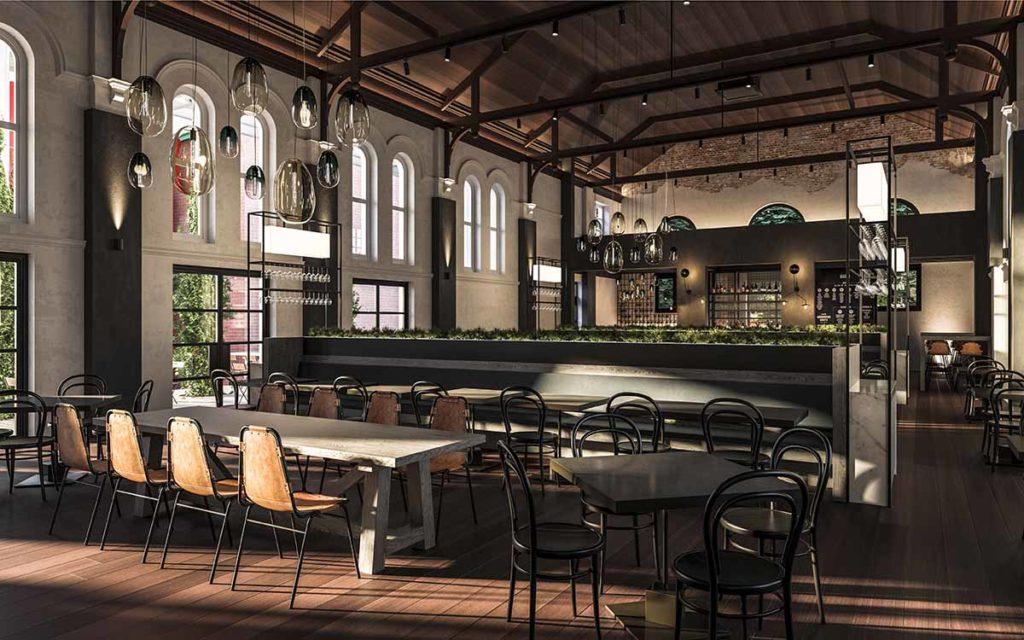 Garum – Italienisch westaustralisch. Das erste Restaurant des gefeierten Gastronomen Guy Grossi außerhalb von Melbourne entstand als Kooperation mit the Westin, dem neuen Luxushotel im East End von Perths Zentrum. Foto: Tourism Western Australia / Garum