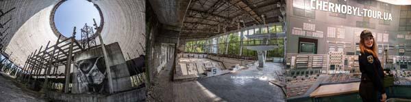 Exkursion ins Sperrgebiet von Tschernobyl