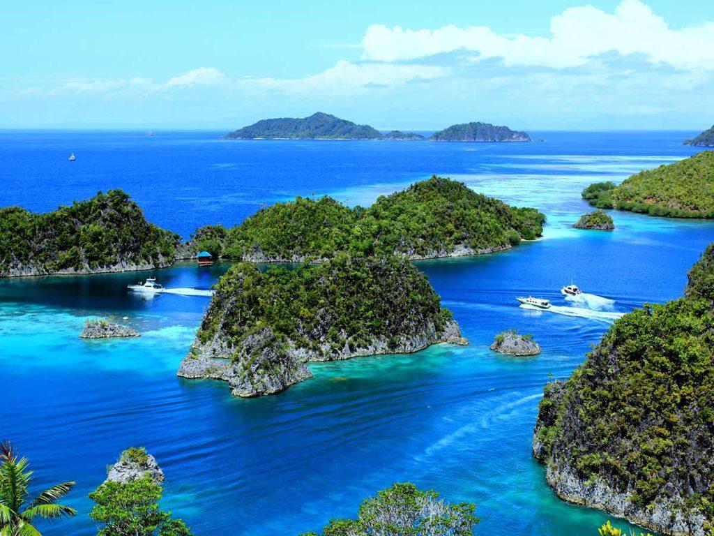 Jeder passionierte Taucher muss einmal die Unterwasserwelt von Raja Ampat erlebt haben. Hier verwandeln 13.000 Fischarten und 550 Korallenarten das Meer in eine ganz eigentümliche Unterwasserwelt. pixabay.com © Ady_Fauzan (CC0 Public Domain)